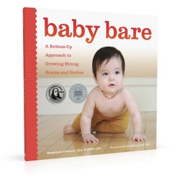 Book cover design for Baby Bare