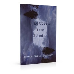 Book cover design for Letters from Limbo