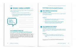 Interior book design for Power Up Your Classroom