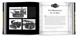 Interior book design for Making Tracks