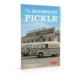 Book cover design for The Minnesota Pickle