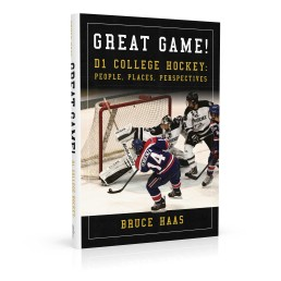 Book cover design for Great Game