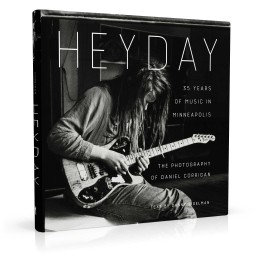 Book cover design for Heyday