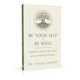 Book cover design for Be Yourself and Be Well