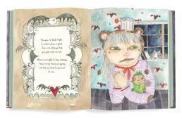 Children's book design for Jackula the Vampire Dog