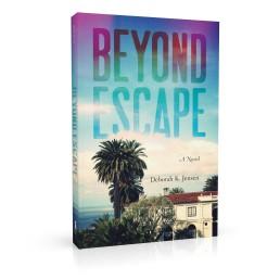 Book cover design for Beyond Escape