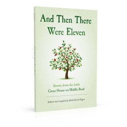 Book cover design for And Then There Were Eleven