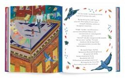 Children's book design for Lola's Fandango