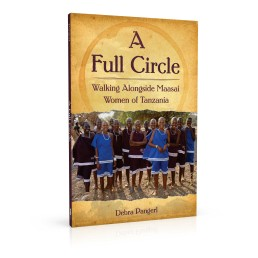Book cover design for A Full Circle
