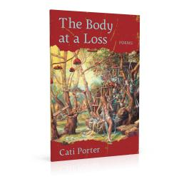 Book cover design for The Body at a Loss