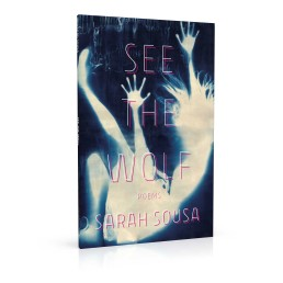 Book cover design for See the Wolf