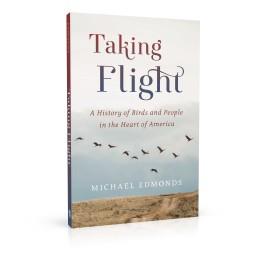 Book cover design for Taking Flight