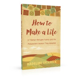 Book cover design for How to Make a Life