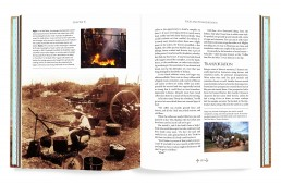 Interior book design for The Wild West of Louis L'Amour