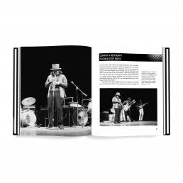 Interior book design for When the Stones Came to Town
