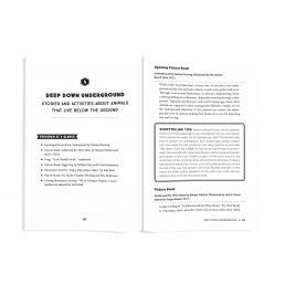 Interior book design for Animal Shenanigans